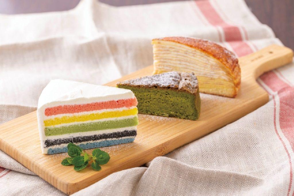 春のケーキセット|ビリオン珈琲